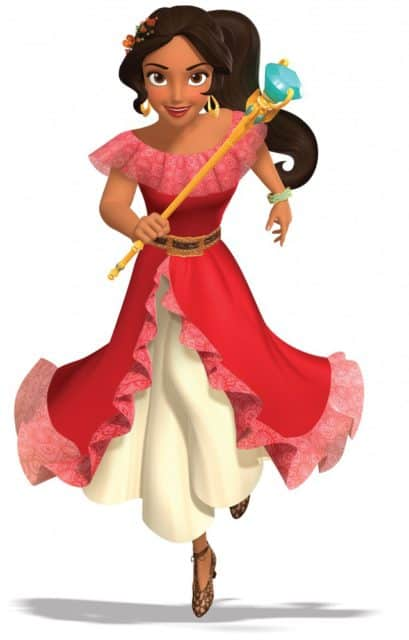 Disney's Elena of Avalor is the first Latin Disney Princess