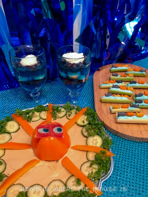 A Healthy Spread for kids of all ages to enjoy
