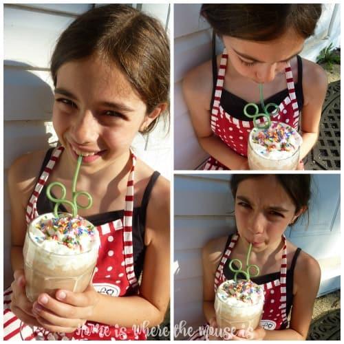 Milkshake Collage